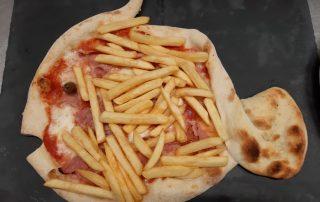 Kids Pizza Pesciolino